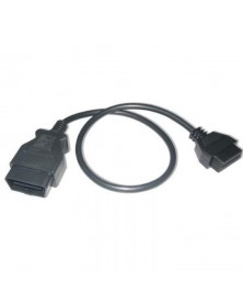 Cablu tata OBD 2 + cablu USB (carcasa)
