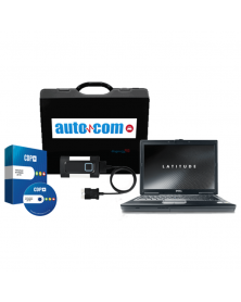 Solutie completa diagnoza Tester AutoCom CDP + Laptop Refurbised i5, 4 GB RAM, HDD 320 GB + Soft reparatii